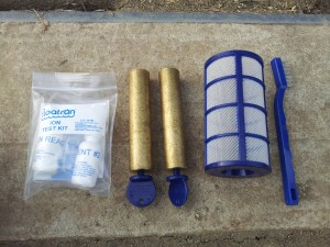 Spares kit 2 (b)